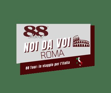 LOgo roma noi da voi