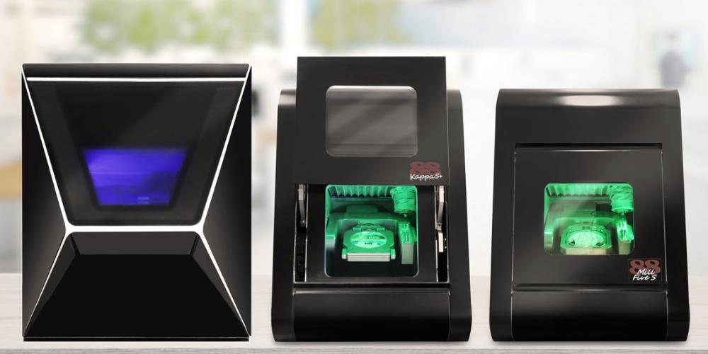 digitalizzazione del laboratorio odontotecnico